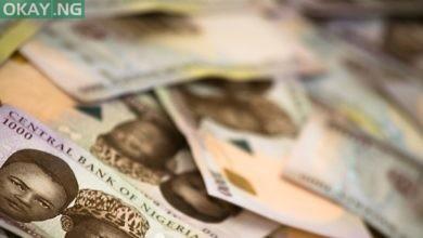 Nigerian Naira — 1000 Notes