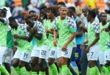 Photo of AFCON 2021 qualifier: Nigeria defeat Benin Republic