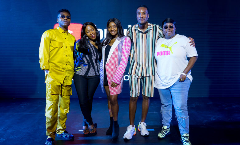 Photo of YouTube to support Kizz Daniel, Reekado Banks, Simi and Teni
