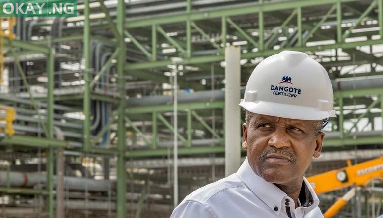 Photo of For the 9th year, Dangote remains richest person in Africa — Forbes