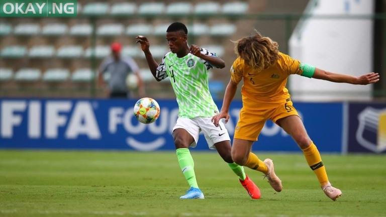 Nigeria vs Australia — U-17 World Cup