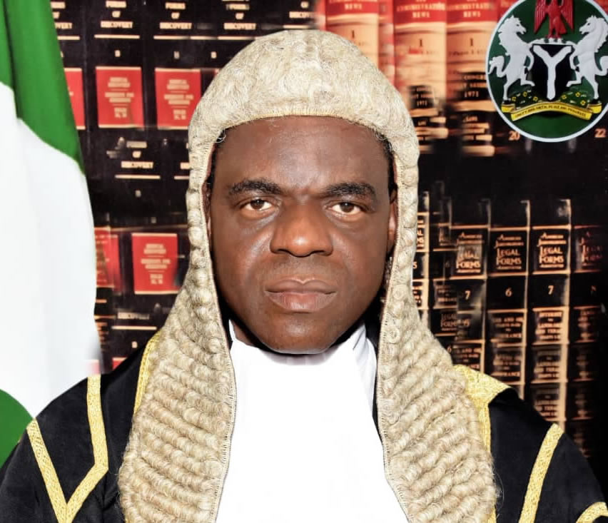 Justice John Tosho