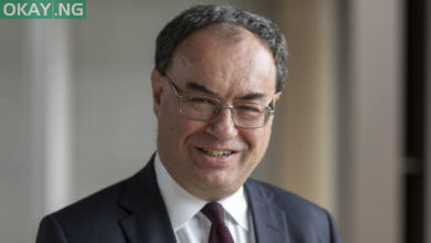 Photo of Andrew Bailey picked to head Bank Of England