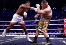 Photo of Anthony Joshua beats Andy Ruiz Jr to reclaim WBA and WBO titles
