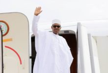 Photo of Buhari not traveling to UK for 20 days, Presidency says