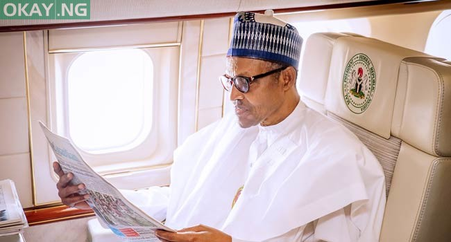 Photo of PMB at 77: 'Please tell Baba we are with him all the way', Femi Adesina writes