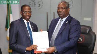 Photo of FIRS: Fowler hands over as tenure ends, thanks Buhari