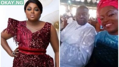 Photo of Nigerian Actress, Funke Akindele loses father