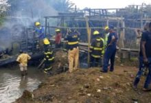 Photo of Pipeline explosion kills many in Lagos (VIDEO)