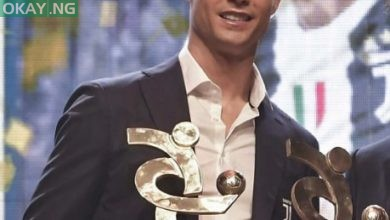 Photo of Cristiano Ronaldo crowned Serie A's Player of the Year 2019