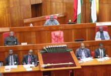 Photo of Nigerian Senators agree to donate 50% of their salaries to fight COVID-19