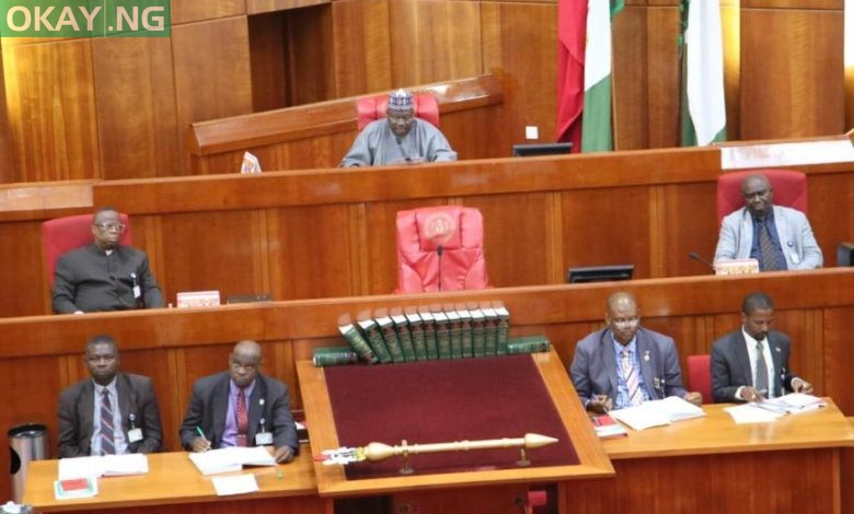 Photo of Senate receives Buhari's request to confirm Dongban-Mensem as Appeal Court President