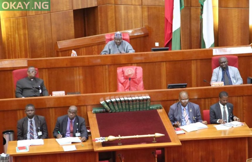 Photo of Senate passes bill prescribing life sentence for kidnappers