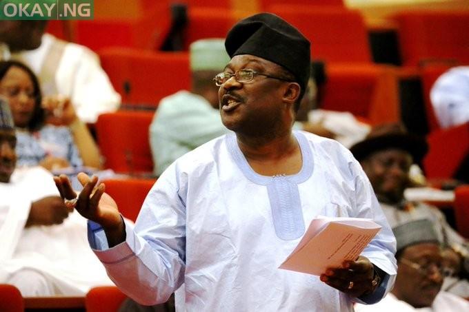 Photo of Kogi West: Smart Adeyemi sworn in to replace Dino Melaye in Senate