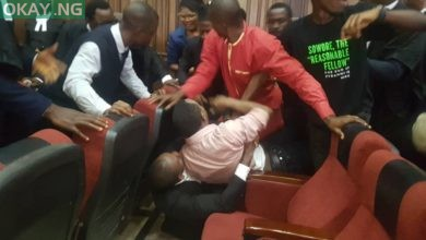 Photo of DSS says Sowore was not rearrested in court