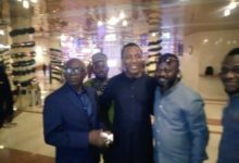 Photo of First photos of Sowore after release from DSS custody