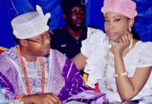 Photo of Oluwo of Iwo ends marriage with Chanel Chin, declares her ex-queen