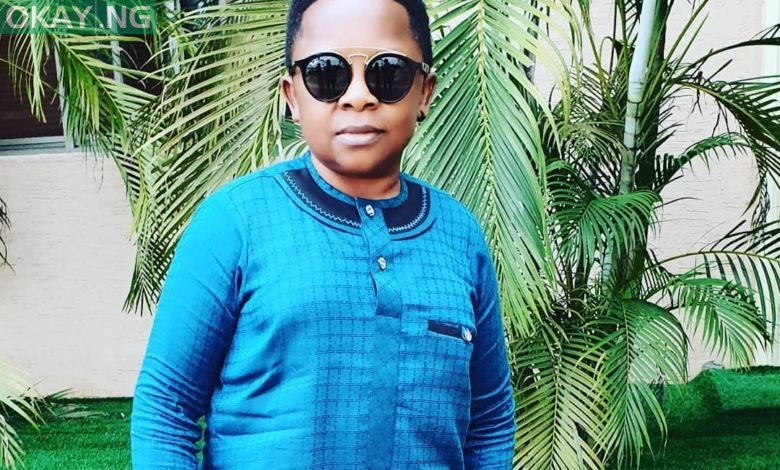 Photo of Video: Nollywood actor Chinedu Ikedieze shows off his new mansion