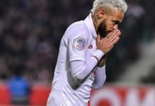 Photo of Neymar dedicates his goal against Lille to late basketball legend, Kobe Bryant