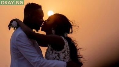 Photo of Adekunle Gold, Simi celebrate first wedding anniversary