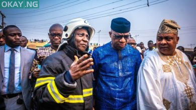 Photo of Ogun governor promises to rebuild Sabo market after fire incident