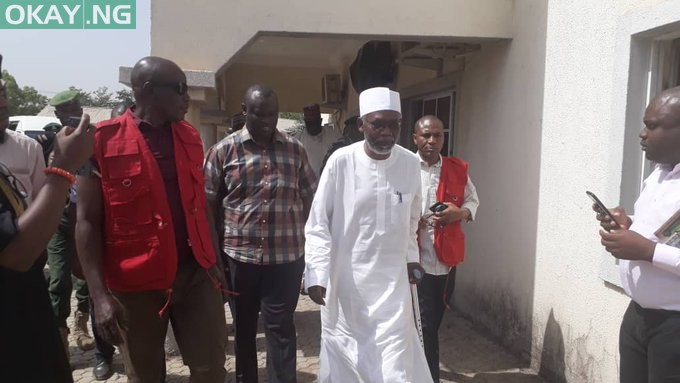 Photo of EFCC arraigns Ex-AGF Adoke for fraud, money laundering