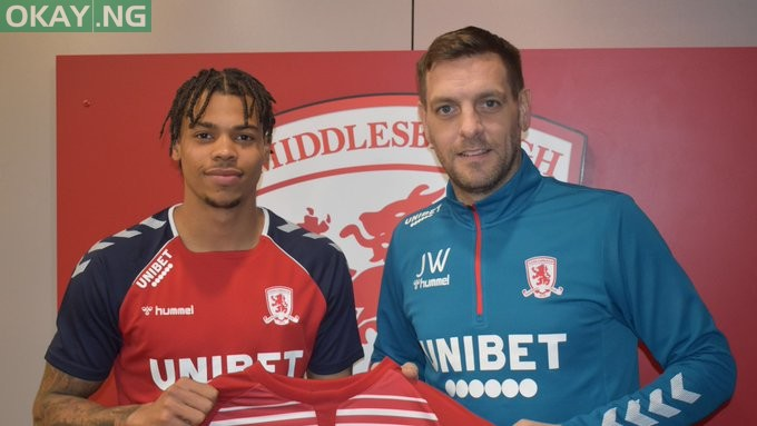 Photo of Manchester City striker Lukas Nmecha joins Middlesbrough