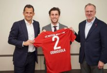 Photo of Real Madrid right back Álvaro Odriozola joins Bayern Munich on loan deal