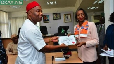 Photo of Imo: Uzodinma gets certificate of return from INEC