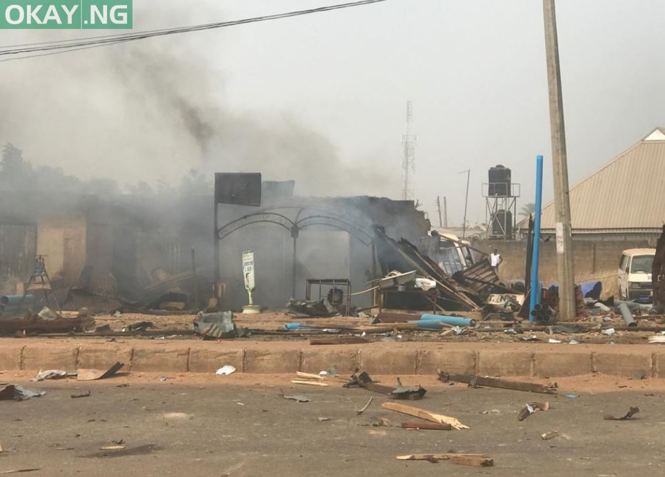 Photo of DPR begins investigation into Kaduna gas explosion