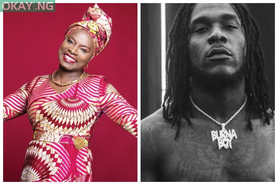 Photo of Nigerians react as Burna Boy loses Grammys to Anjelique Kidjo