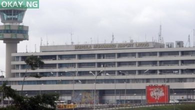 Photo of FAAN alerts on fire incident at Lagos airport
