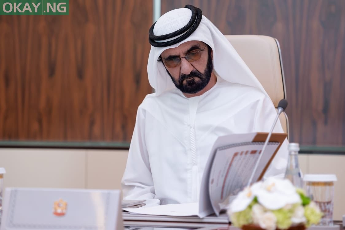 UAE prime minister and ruler of Dubai, Mohammed Bin Rashid Al Maktoum
