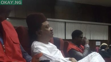 Photo of Shehu Sani arraigned in court for bribery, fraud