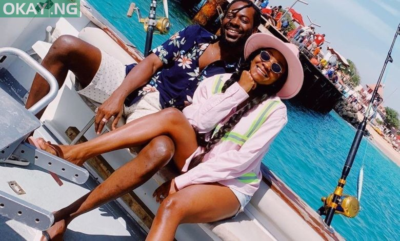 Photo of Simi celebrates Adekunle Gold's 33rd birthday in style