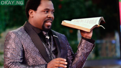 Photo of TB Joshua clarifies prophecy on when COVID-19 will end