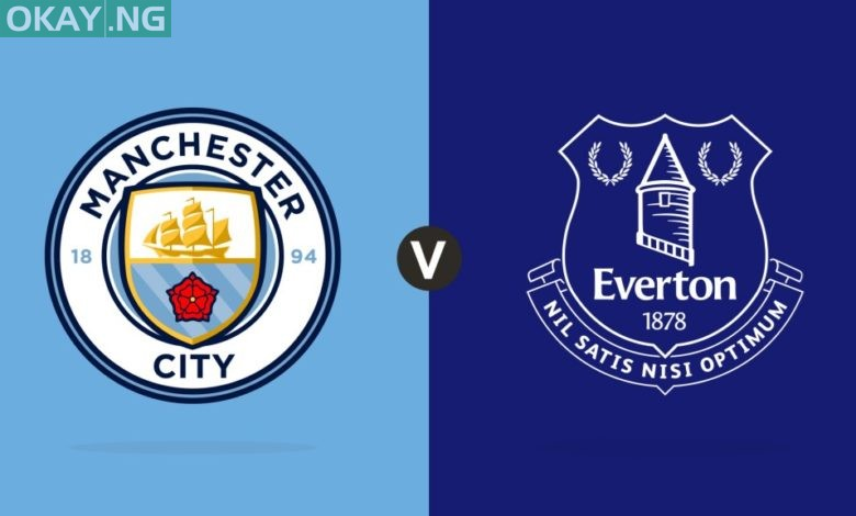 Photo of Premier League: Manchester City vs Everton – Official Starting Line Up