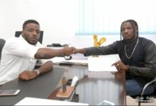 Photo of Peruzzi trends for breaching contract with former label
