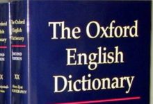 Photo of Oxford English Dictionary gets update, 29 Nigerian words added [Full List]