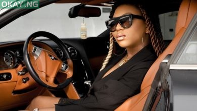 Photo of Stephanie Coker gifted brand new Bentley as Valentine present [See Photos]