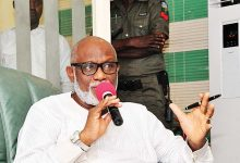 Photo of Ondo State announces first coronavirus case