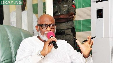 Photo of Akeredolu says Amotekun not an attempt to secede South-West