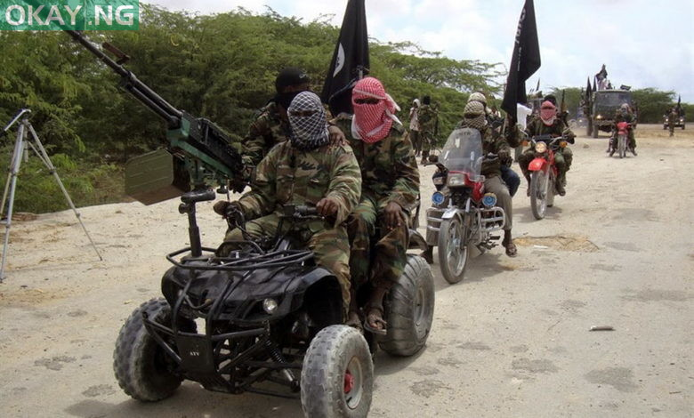 Photo of Boko Haram launches attack after Buhari's condolence visit to Maiduguri [See Video]