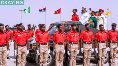 Photo of Photos: Buhari attends Passing Out Parade ceremony of EFCC detectives in Kaduna