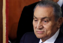 Photo of Former President of Egypt, Hosni Mubarak is dead