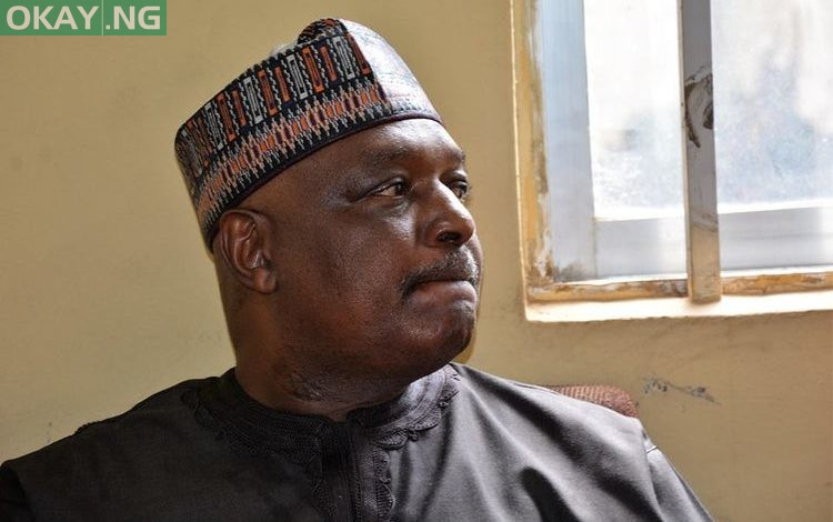 Photo of Supreme Court upholds conviction of Taraba ex-governor Jolly Nyame