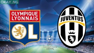 Photo of Champions League: Lyon vs Juventus – Official Starting Line Up