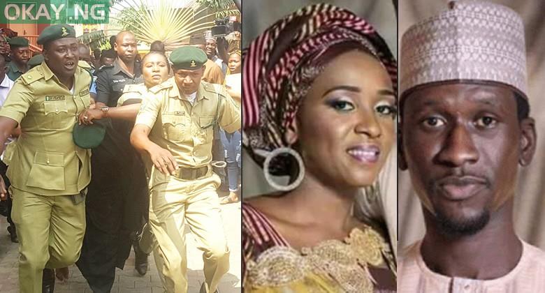 Photo of Maryam Sanda not granted presidential pardon by Buhari — National Correctional Service