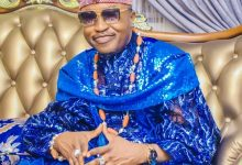 Photo of Oluwo of Iwo finally accepts his six months suspension