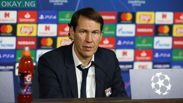 Photo of Champions League: Rudi Garcia praises Lucas Tousart after Juventus' defeat at Lyon